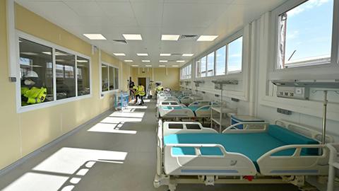 Быстровозводимые больницы-5